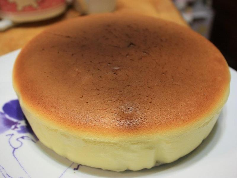 日式輕乳酪蛋糕食譜